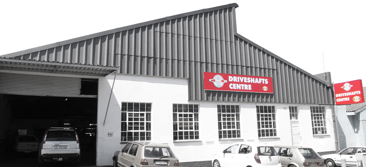 Driveshafts Centre Cape Town