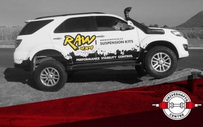 RAW 4X4 Suspension
