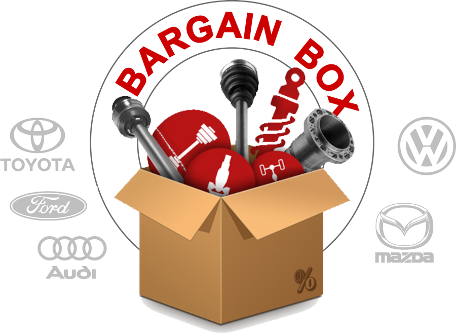 Driveshafts Centre Bargain Box