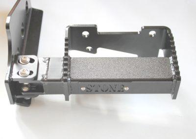 Corner protector / bumper step