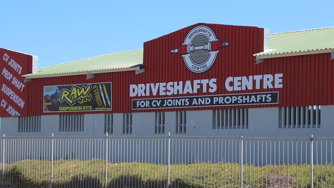 Driveshafts Centre Cape Town